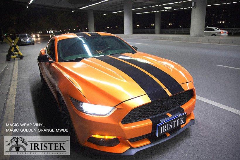 IRISTEK-Find Iristek Magic Wrap Vinyl Magic Golden Orange-7