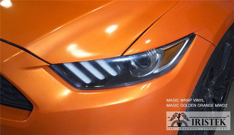 IRISTEK-Find Iristek Magic Wrap Vinyl Magic Golden Orange-11
