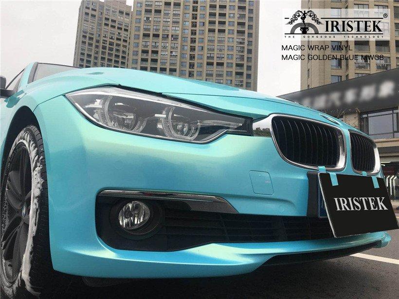 IRISTEK-Find Iristek Magic Wrap Vinyl Magic Golden Blue On Iristek Car Wrap Vinyl-7