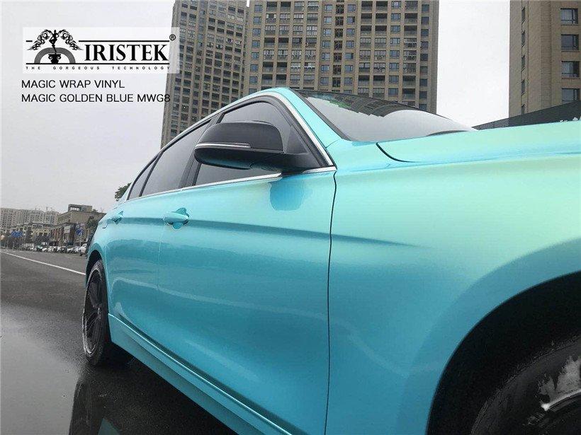 IRISTEK-Find Iristek Magic Wrap Vinyl Magic Golden Blue On Iristek Car Wrap Vinyl-8