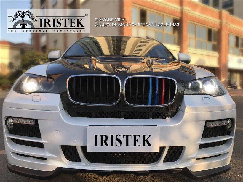 IRISTEK-Find Iristek Diamond Vinyl Glossy Diamond White With Gold-10