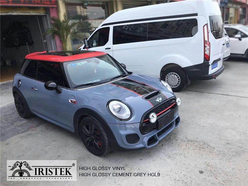 IRISTEK-Iristek High Glossy Vinyl Cement Grey | High Gloss White Vinyl | High Gloss-7