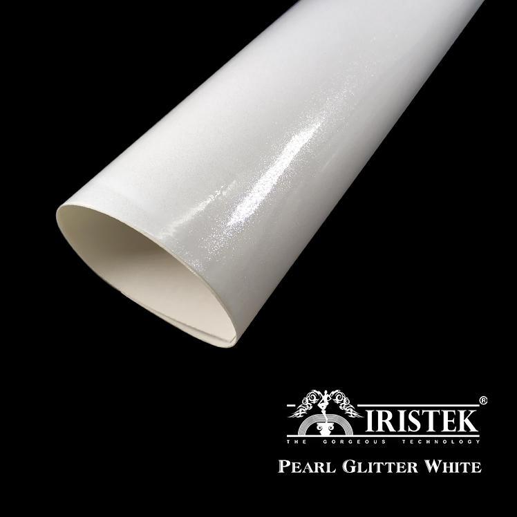 IRISTEK Pearl Glitter Vinyl Black