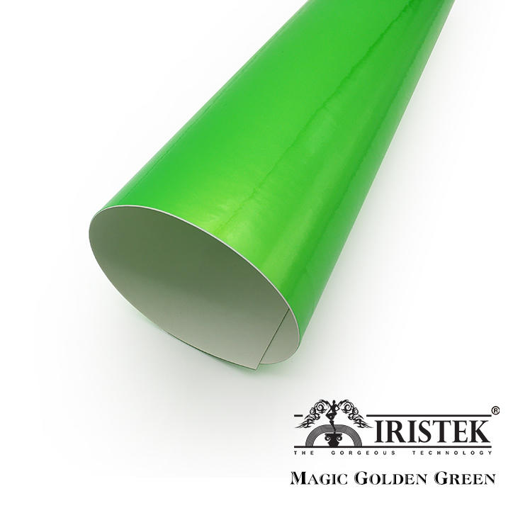 IRISTEK Magic Wrap Vinyl Magic Golden Orange