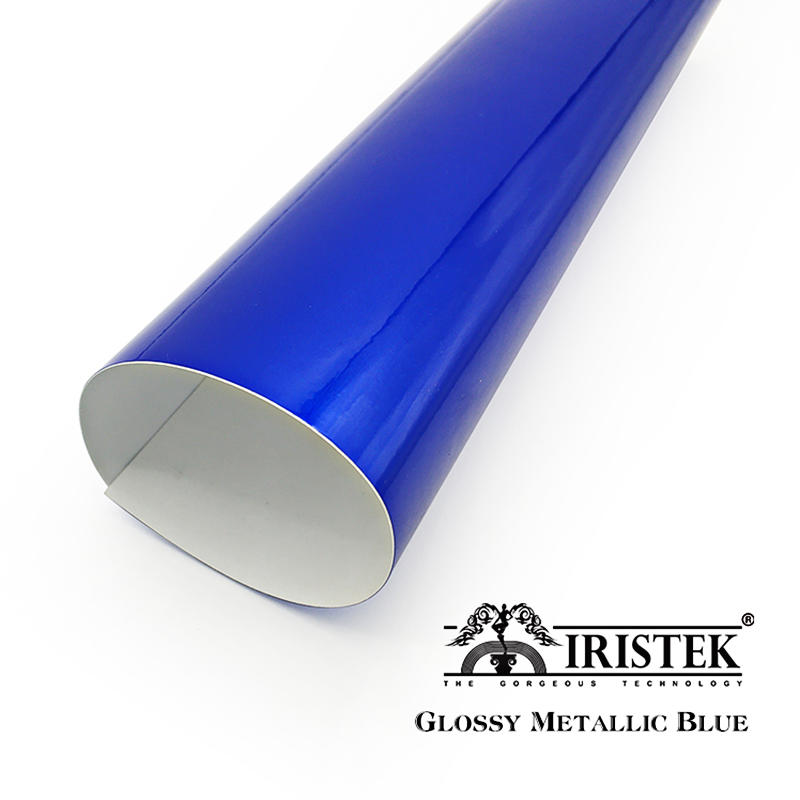 IRISTEK High Glossy Metallic Vinyl Purple