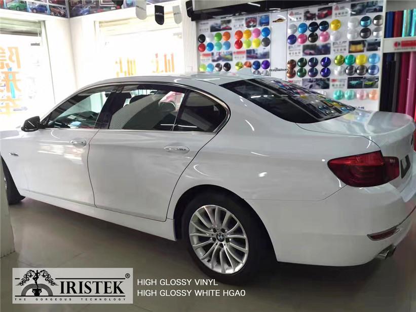 IRISTEK-High Gloss Vinyl Manufacture | Iristek High Glossy Vinyl White-8