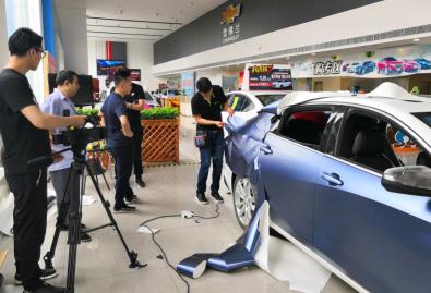 IRISTEK & Chevrolet: Design your car, Design your color!